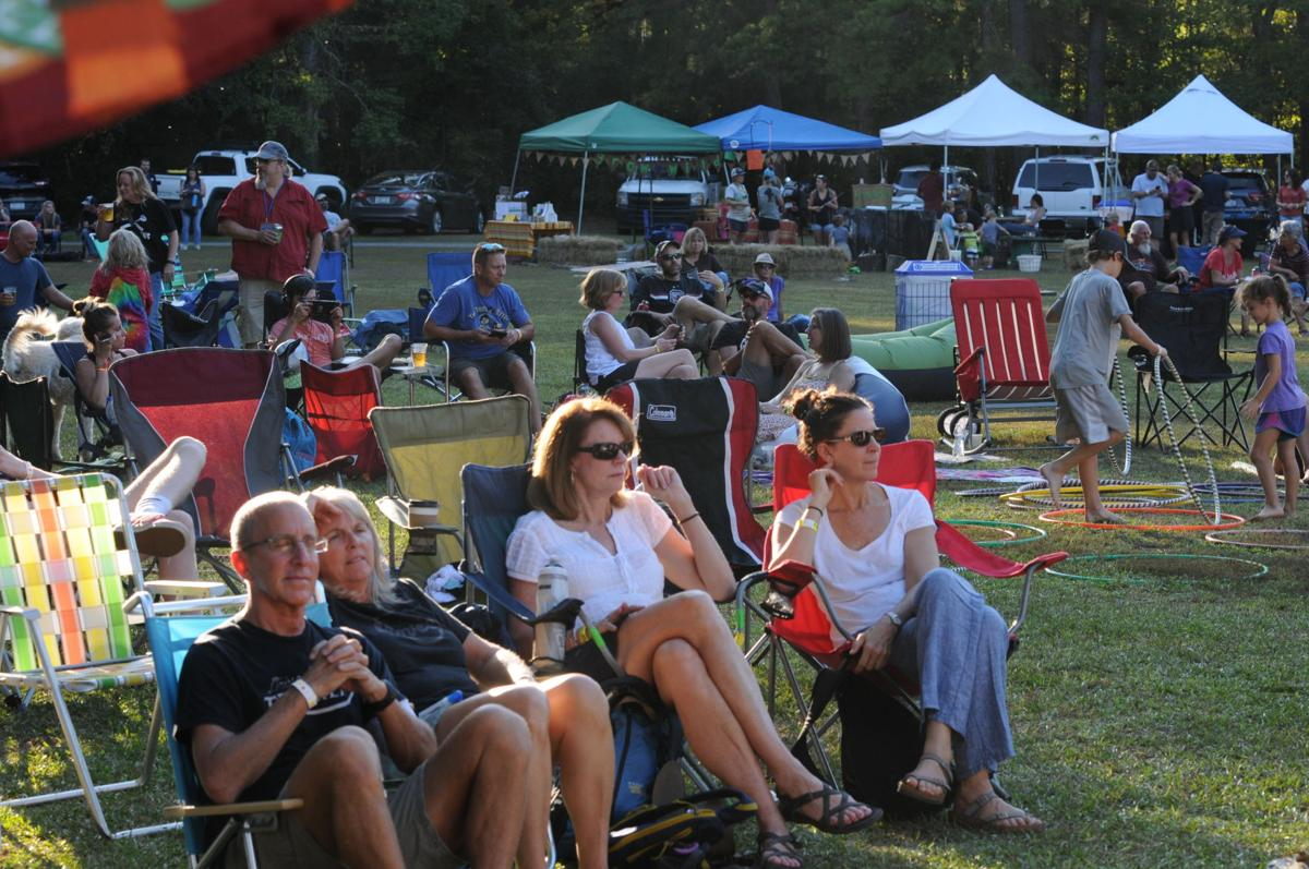 Near perfect weather graced the inaugural Edisto Blackwater Boogie at Givhans Ferry State Park over the weekend. By Roger Lee